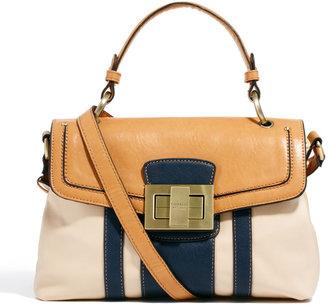 Fiorelli Alice Top Handle Color Block Satchel Bag