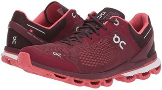 On Cloudsurfer (Mulberry/Coral) Women's Running Shoes