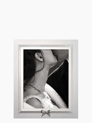 Kate Spade Grace Avenue 8x10 Frame, Silver