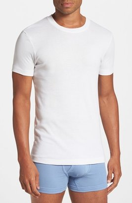 Men's 2(X)Ist Pima Cotton Crewneck T-Shirt $28 thestylecure.com