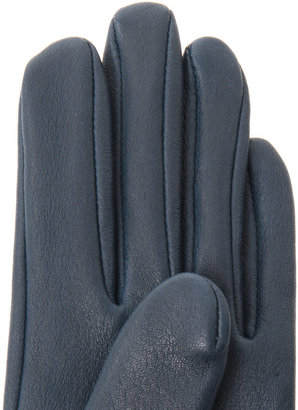 Agnelle Lise stretch-leather gloves