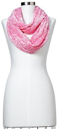 Gap Speckled print infinity scarf