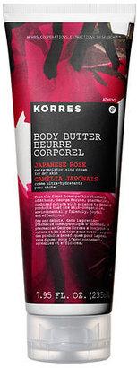 Korres Japanese Rose Body Butter 7.95 oz (235 ml)