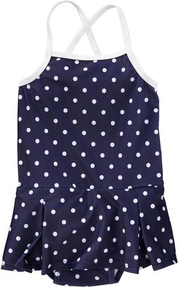 Old Navy Polka-Dot Swim Dresses for Baby