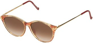 Christian Lacroix Pre-Owned Round Sunglasses
