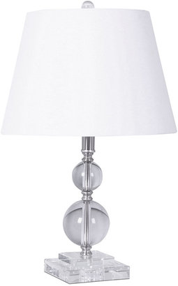 """""""Adesso Crystal Accent Table Lamp"""""""