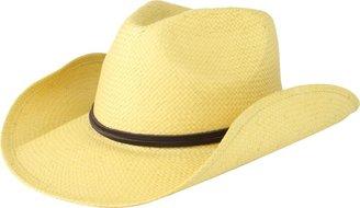 San Diego Hat Company Women's Soft Toyo Paper Cowboy Hat