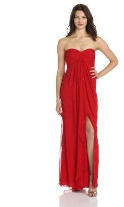 Jill Stuart Jill Women's Strapless Gown