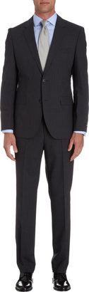 "HUGO BOSS James Sharp"" Striped Two-Button Suit"