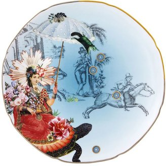 Reveries Set Of 4 Dessert Plates