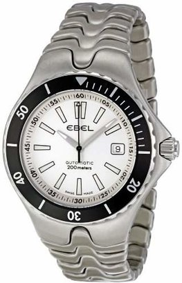 Ebel Men's 'Sportwave Diver' Automatic Stainless Steel Dress Watch