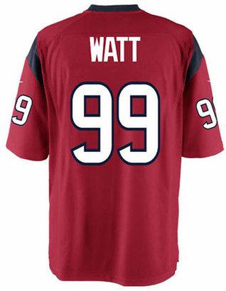 Nike Men J.j. Watt Houston Texans Game Jersey