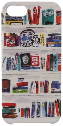Kate Spade Literary Bookshelf Resin Case for iPhone 5 and 5s (Multi) - Electronics