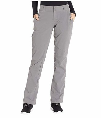 Columbia Saturday Trailtm Stretch Lined Pant 2 (City Grey) Women's Casual Pants