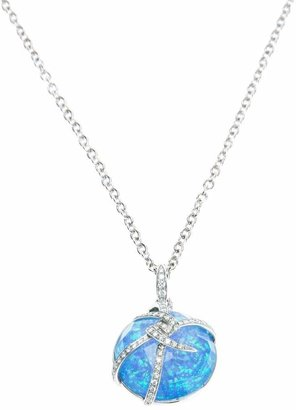 Stephen Webster 'Forget Me Knot' bubble pendant