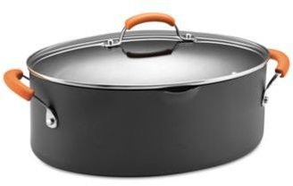 Rachael Ray Hard-Anodized 8 Qt. Covered Pasta Pot