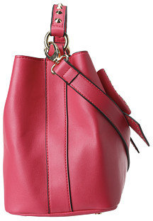 Betsey Johnson Hopeless Romantic Bucket Tote