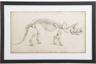 STUDY Dinosaur II Print.