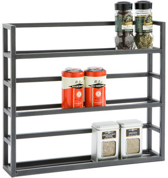 Container Store Iron Spice Rack