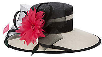 Jacques Vert Feather Detailed Occasion Hat