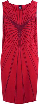 Aminaka Wilmont Digital print dress