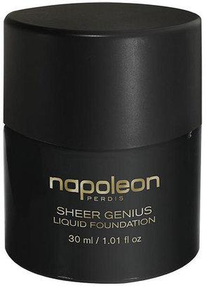 Napoleon Perdis Sheer Genius Liquid Foundation, Look 1 1.01 fl oz