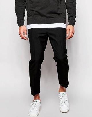 Asos Slim Fit Smart Cropped Pants