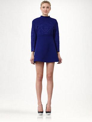 Stella McCartney Stretch Wool Dress