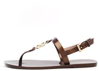 Michael Kors Sondra Jelly Thong Sandal