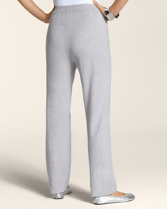 Chico's Cozy Cotton Pants