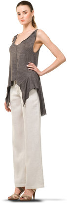 Max Studio Wide Leg Trousers