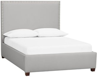 Pottery Barn Teen Raleigh Upholstered Square Bed