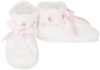 Country Kids Baby Girls' Rosebud Bootie