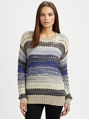 Joie Avis Striped Sweater