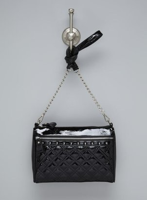 Carlos Santana Laura Quilted Crossbody Bag