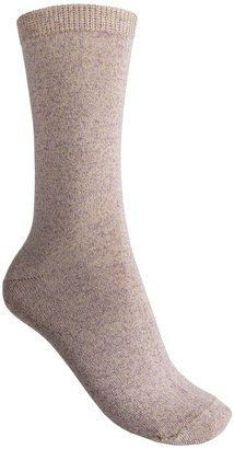 B.ella Faye Speckled Jersey Crew Socks (For Women)
