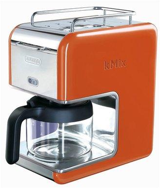 De'Longhi DeLonghi KMix 5-Cup Coffee Maker