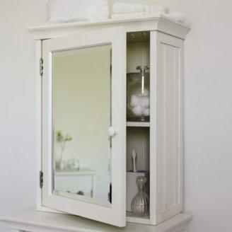 The White Company Brighton Mirror Cabinet