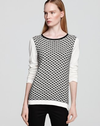 Tibi Sweater - Easy Mesh