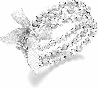 Charter Club Silver-Tone Stretch Bracelets Set