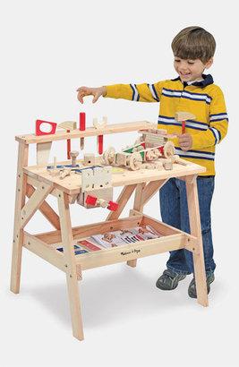 Melissa & Doug Toddler Boy's Wooden Project Workbench