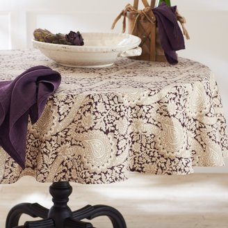 Williams-Sonoma Ella Floral Tablecloth