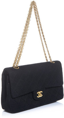 Chanel Quilted fabric shoulder bag