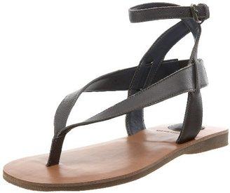 Max Studio MaxStudio Women's Limo Ankle-Strap Thong Sandal