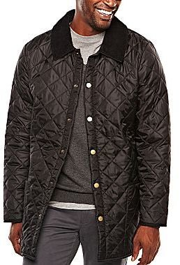 JCPenney jcpTM Quilted Farm Jacket