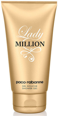 Paco Rabanne Lady Million Shower Gel, 5.1 oz