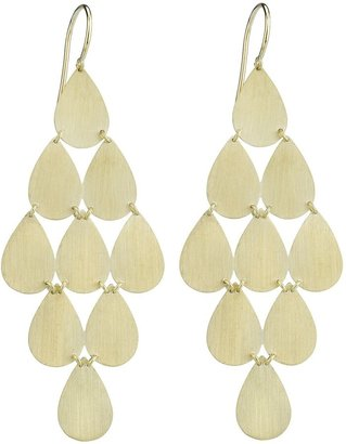 Irene Neuwirth teardrop chandelier earrings