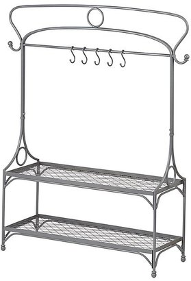 Dress (Up) for Success Wardrobe Rack $179 thestylecure.com