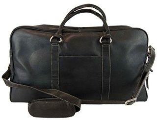 Latico Leathers Heritage Cabin Duffel, 100% Genuine Authentic Luxury Leather, Designer Fashion, Top Quality Leather