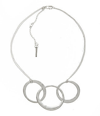 Kenneth Cole New York 3-Circle Necklace